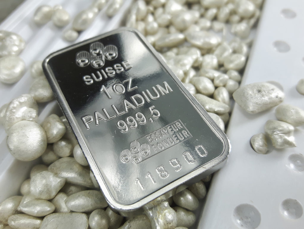 Invest In Palladium......