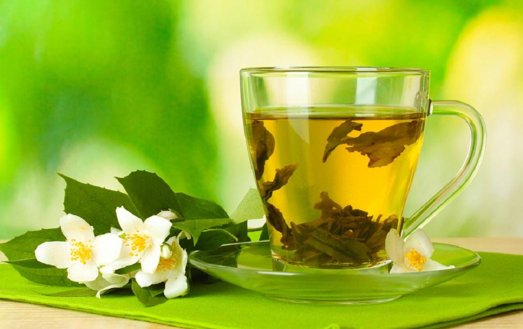 Tea contains antioxidants