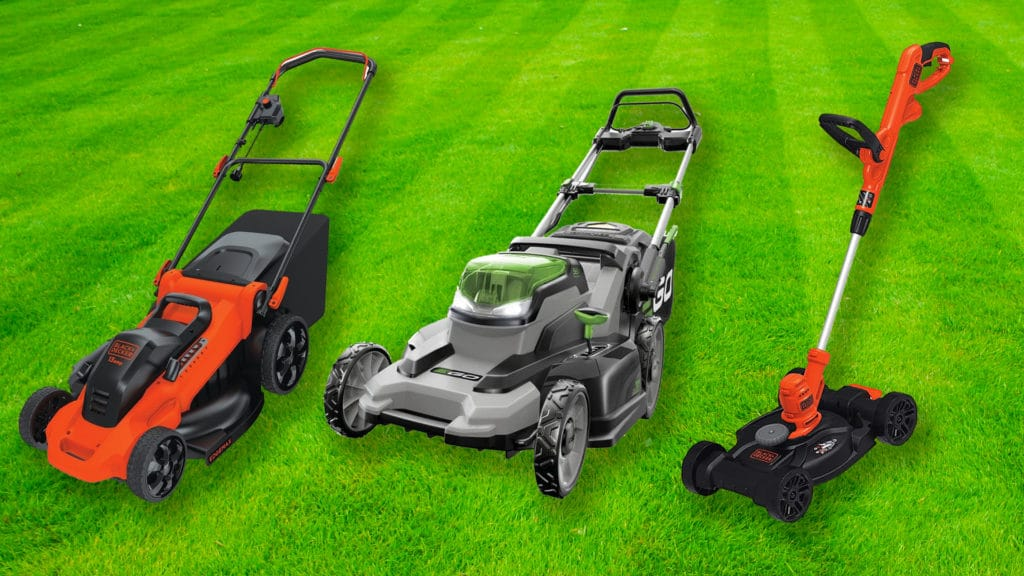 Different Types of Lawn Mower – Features and Uses