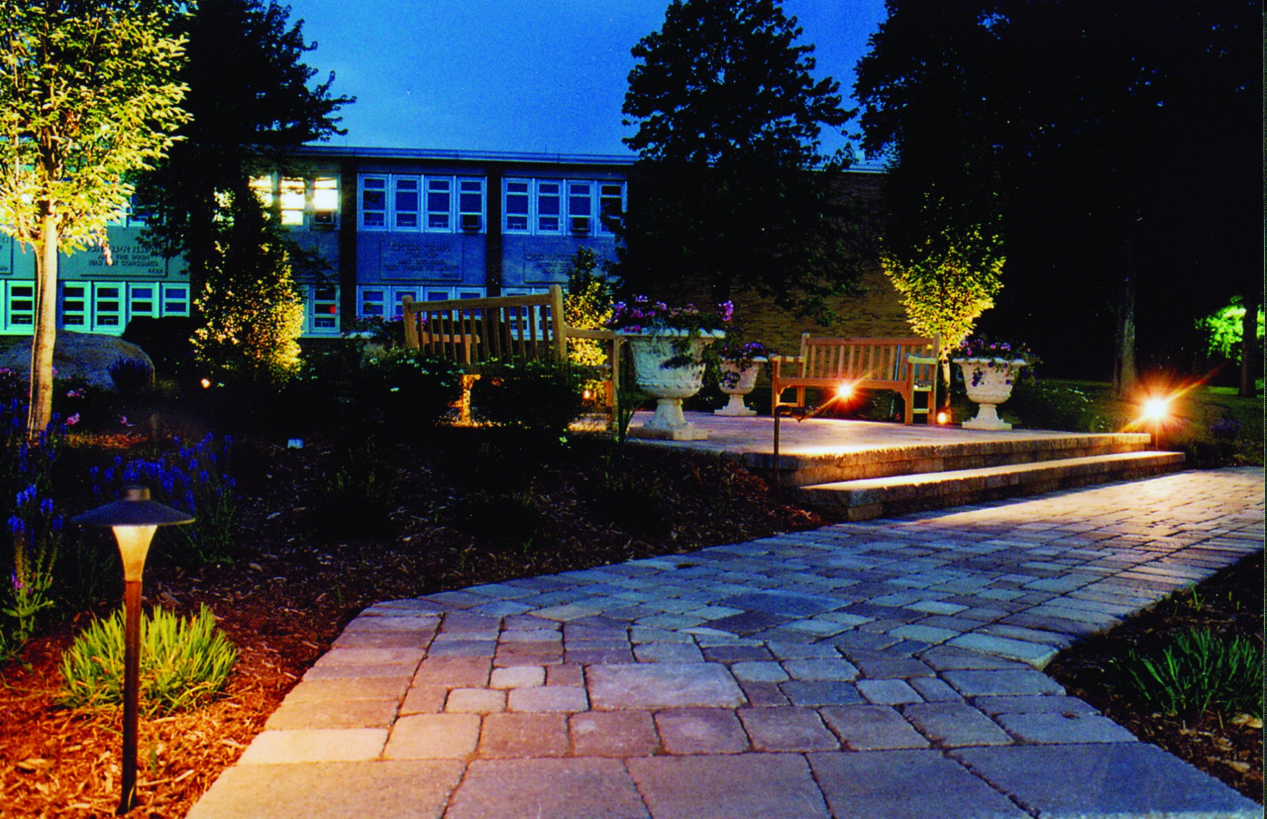 Just How Much Lighting the Landscaping Is Simply Too Much?