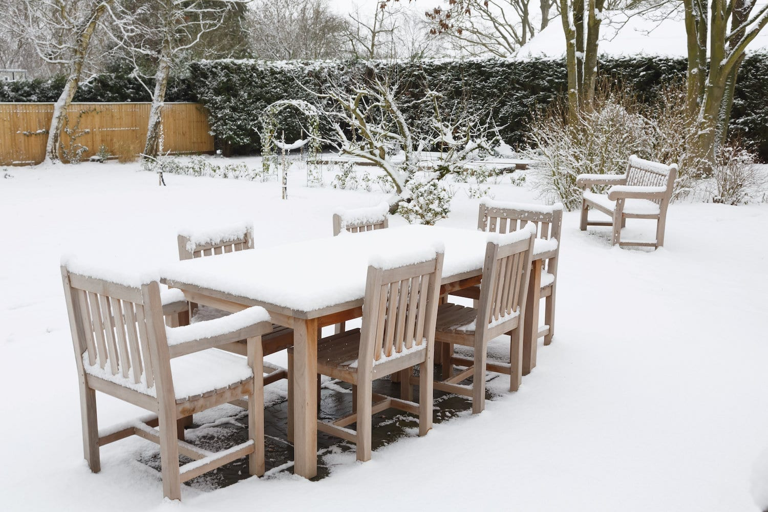 Benefits Of Storage Units To Protect Your Outdoor Furniture & Equipment From Winter
