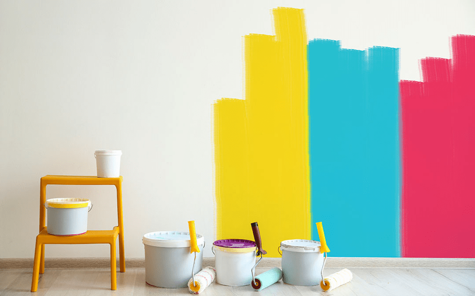 Right Paint Color