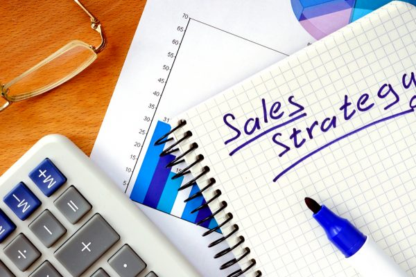 Sales strategy plan