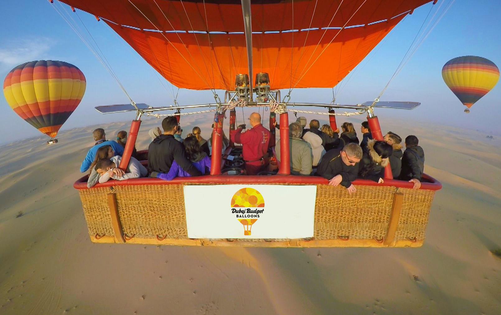 Balloon Rides In Dubai