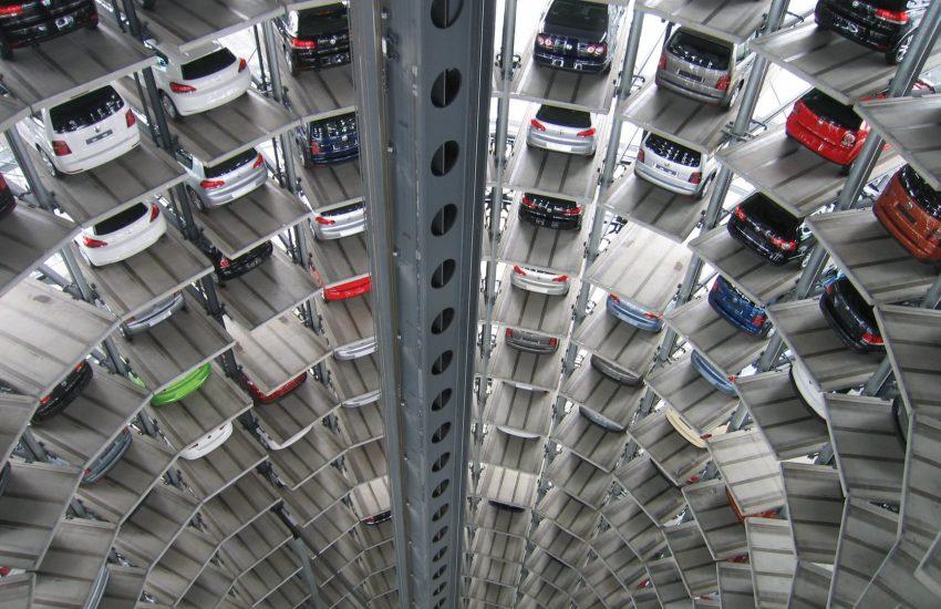 Hindrances For Busy Car Parks
