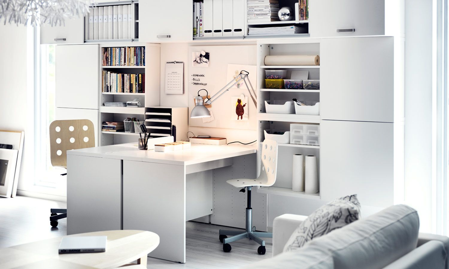 Why You Should Use Custom Home Office Furniture?