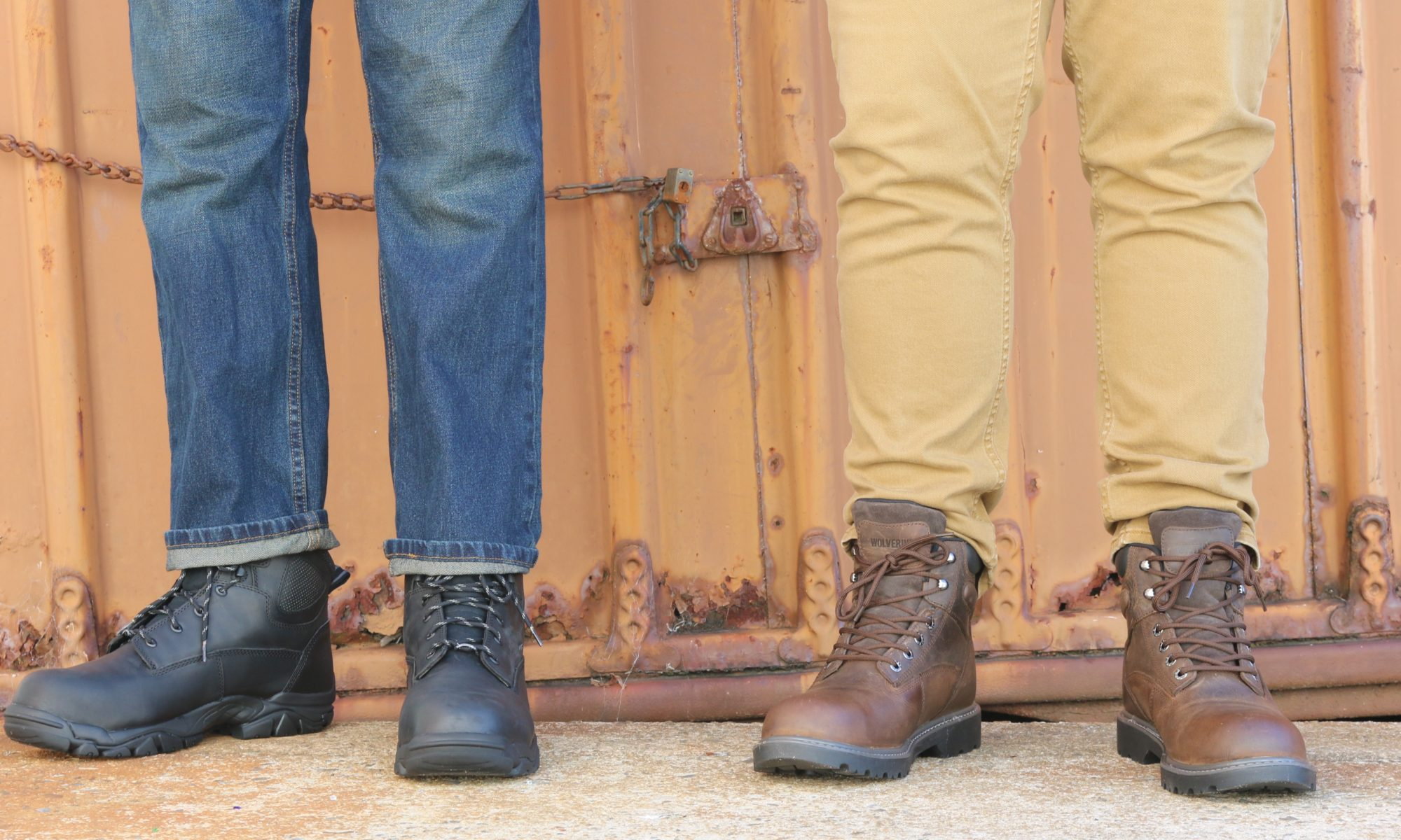 Safety Footwear Safeguard