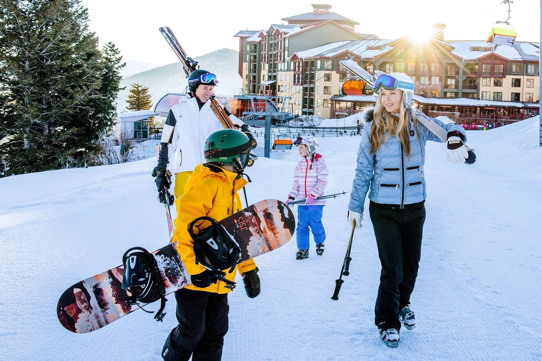 Ski & Snowboard Equipment