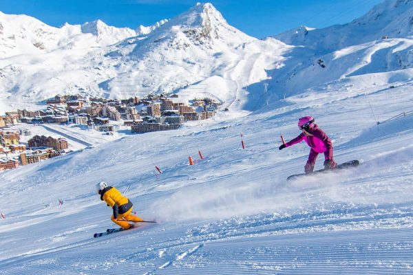 Val Thorens for you Ski Holiday