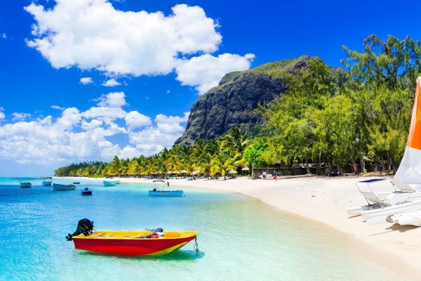vacation to Mauritius