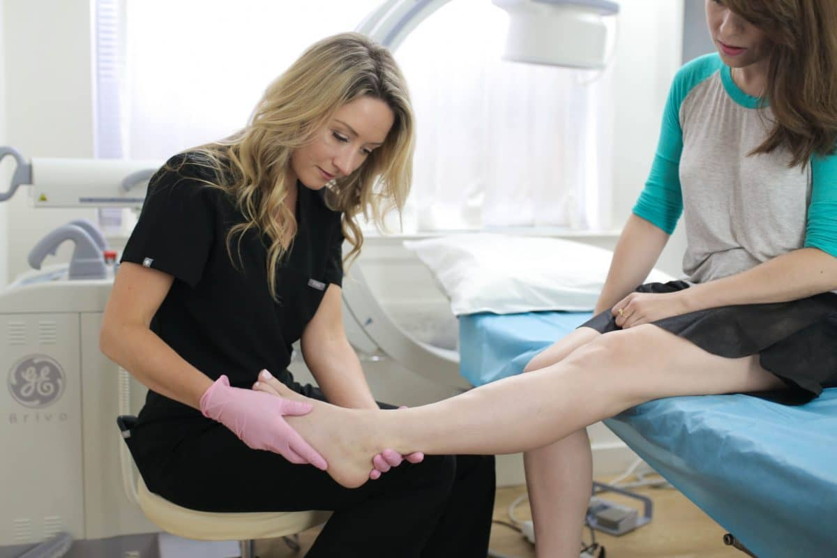 varicose veins and other venous problems.