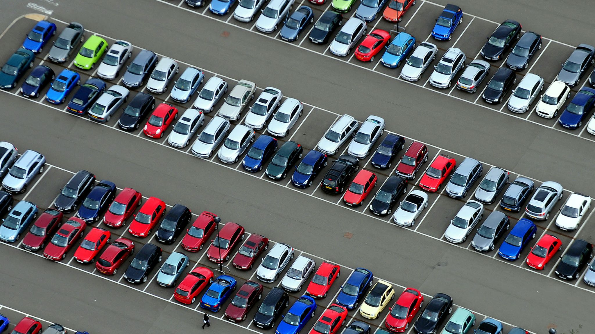 your vehicle park to be appropriately