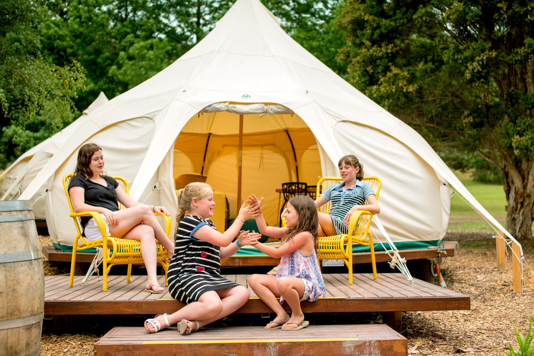 Reasons Why Glamping is Better than Camping in Every Way