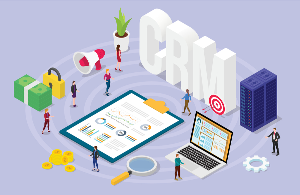 crm software feature