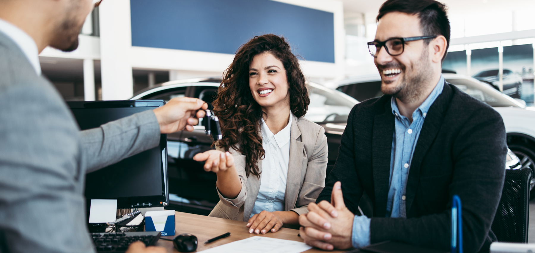 How leasing a car works