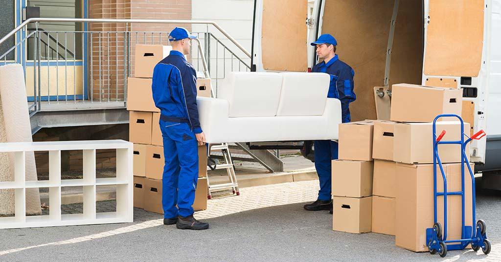Moving heavy furnishings