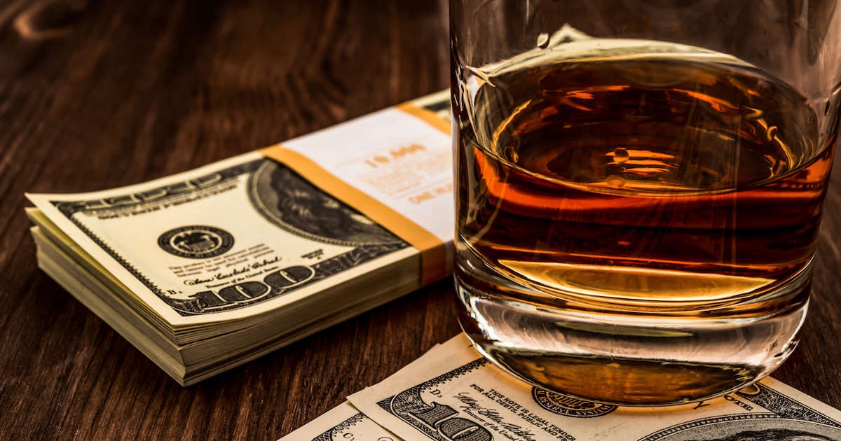 Invest Your Money on Whisky