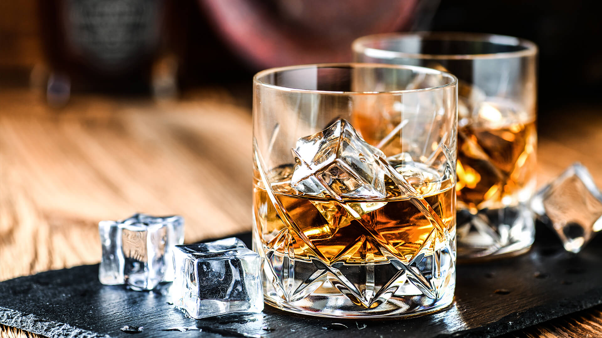 Investing in a distillery company